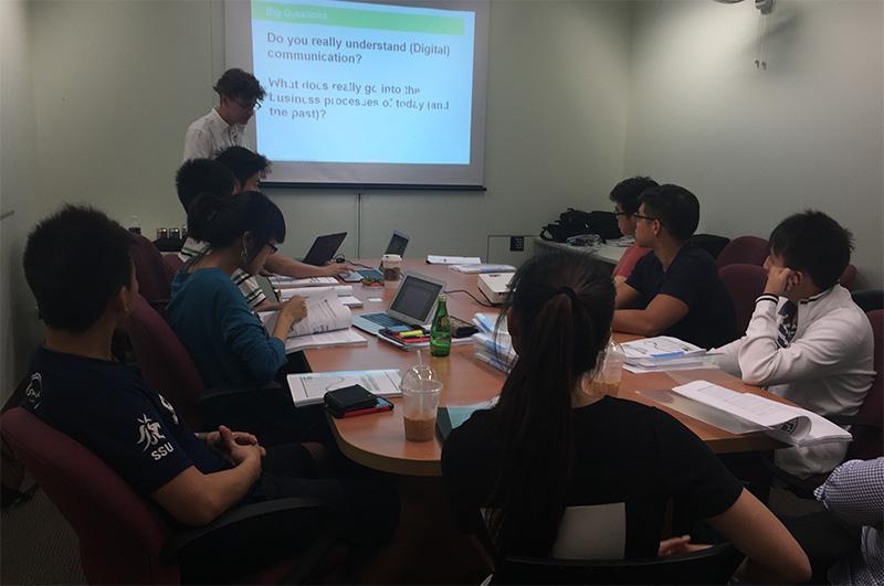 Seminar at SMU