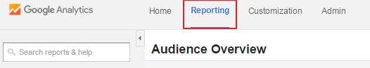Select reporting