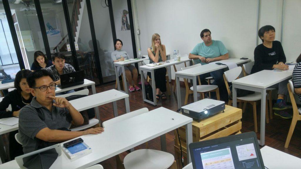 Web Analytics seminar Bangkok