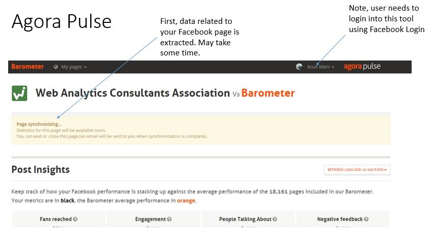 Facebook Analytics Agora Pulse 2