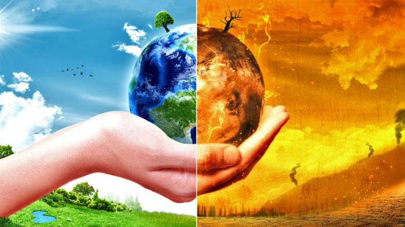 KIT] How Mother Nature has been destroyed by the human? | WACA | Web  Analytics Consultants Association