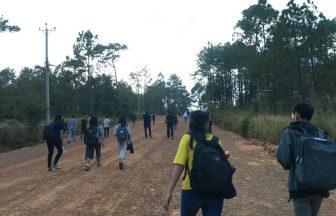 KIT Students walking