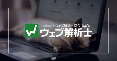 ウェブ解析士認定講座(ZOOMオンライン)〜動画で復習ができます、クレジット決済も可能