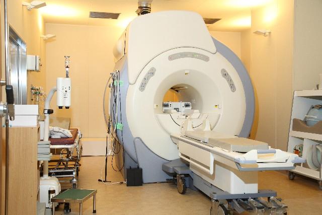 MRI検査の機械