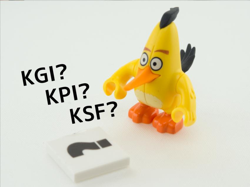 「KGI」「KPI」「KSF」をダイエットで説明してみた