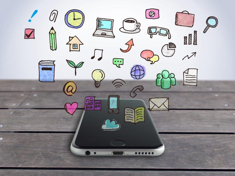 SNSはマーケティングツールとして使えるの?のアイキャッチ画像