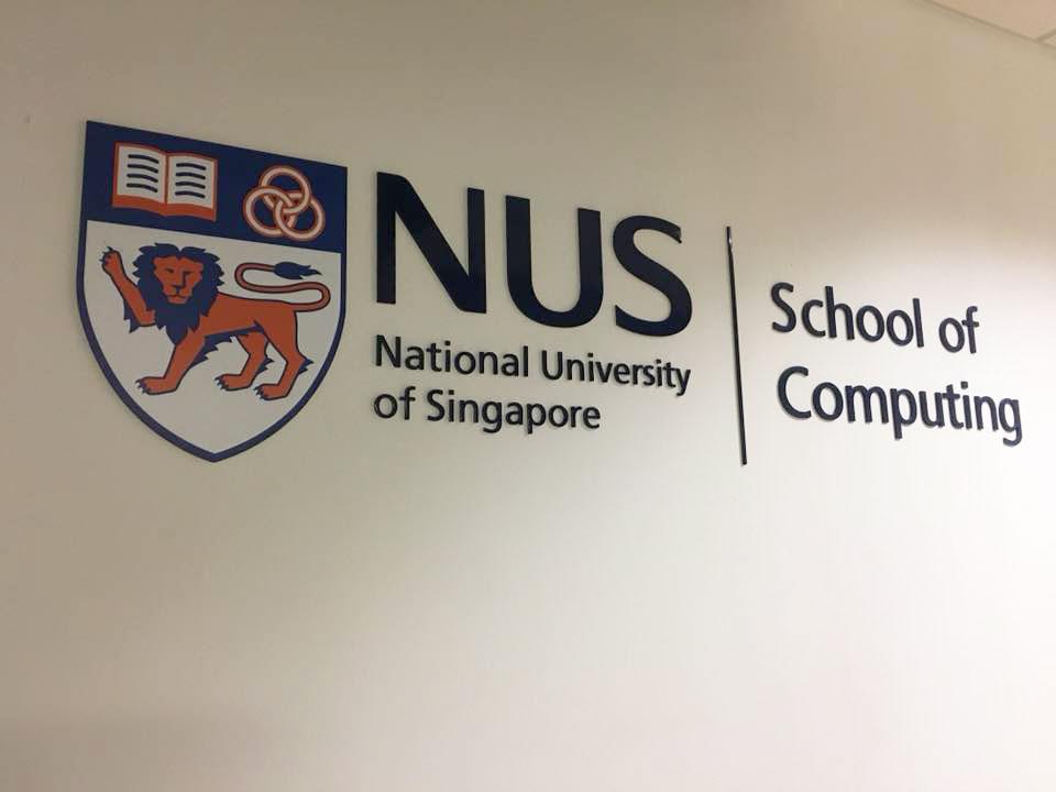 National University of Singapore(シンガポール国立大学)にてウェブ解析セミナーを開催しました〈事務局だより〉のアイキャッチ画像
