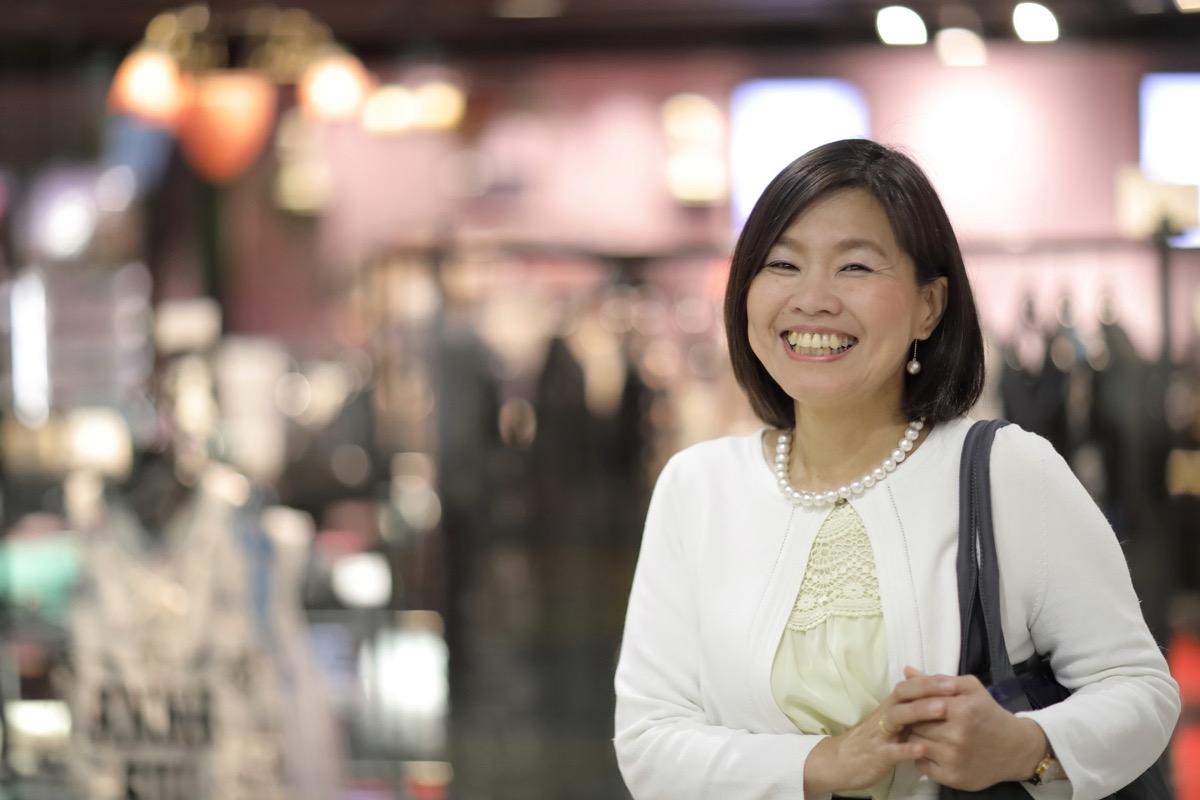 札幌で活躍するアラフィフ女性の星。上級ウェブ解析士、白藤 沙織さん