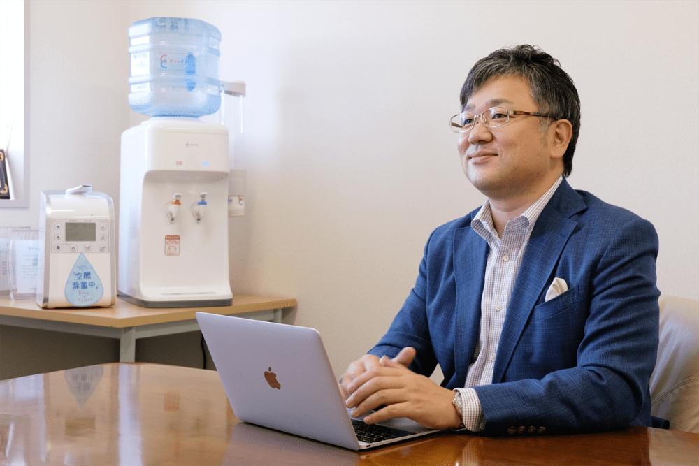 ウェブ解析士の鈴木さん