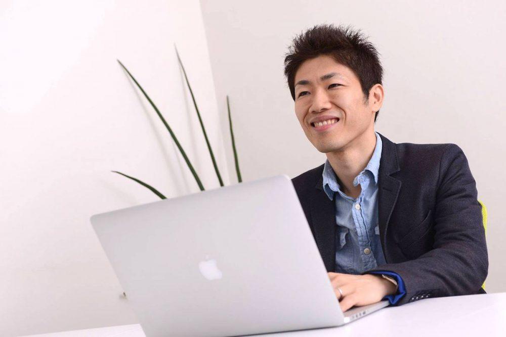 ウェブ解析士マスターの平岡さん