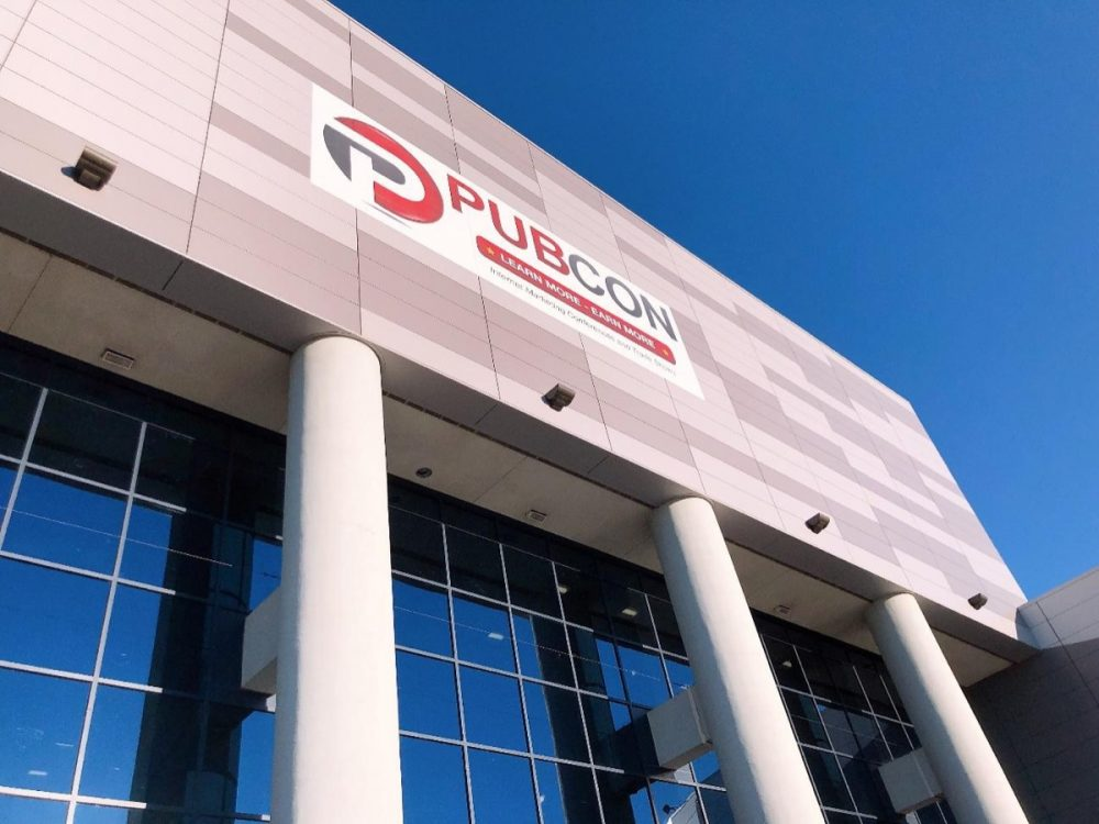 Pubcon Pro Las Vegas 2019