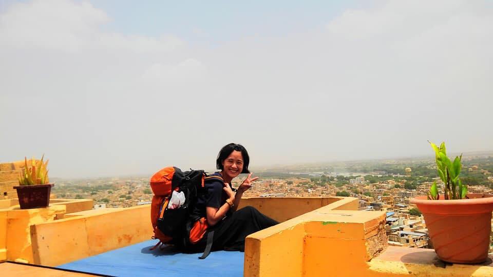 インドでバックパッカーをしてきました