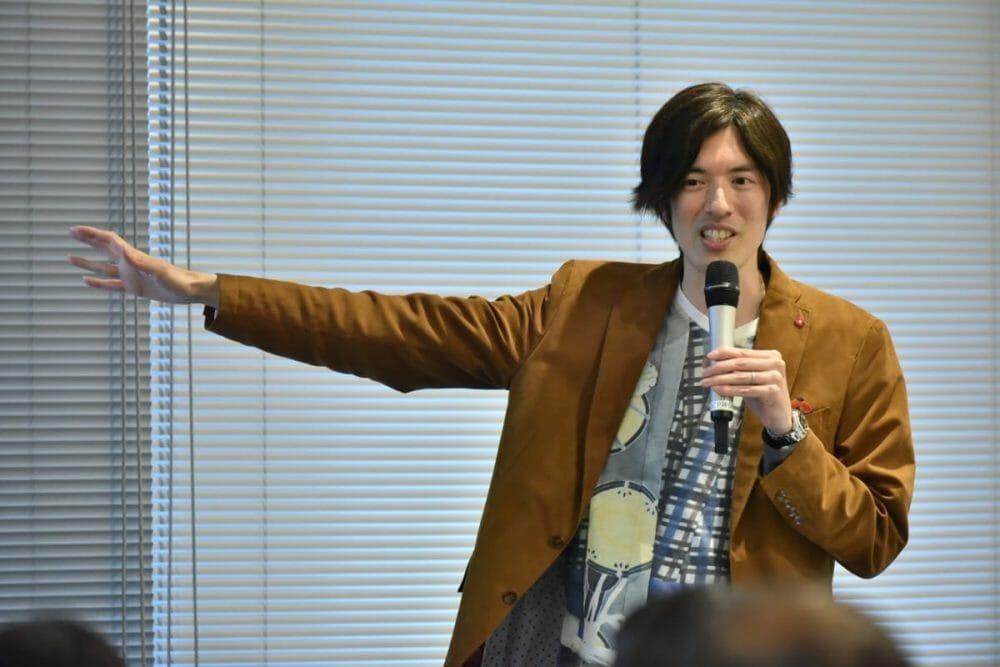 組織を越えて業界全体を盛り上げよう!ウェブ解析士マスター、井水 大輔さんのアイキャッチ画像