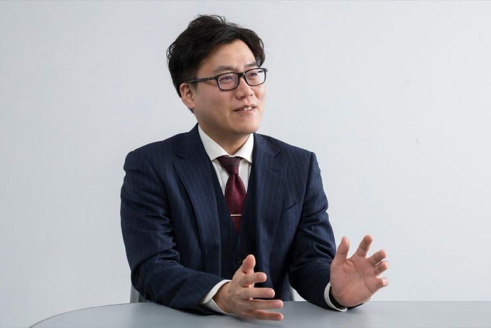 説明のわかりやすさ故に神と呼ばれるウェブ解析士マスター、神谷 英男さんのアイキャッチ画像