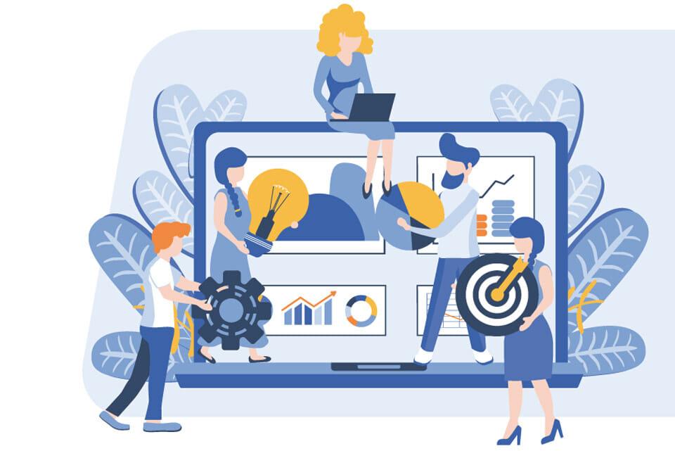 かっこよければ良いという訳ではない!成果につながる企業ウェブサイトのデザインのポイントのアイキャッチ画像